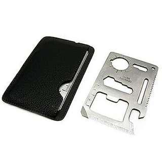 BN Stainless Steel Multipurpose Pocket Tool