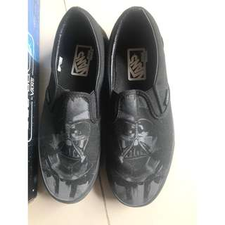AUTHENTIC Vans Star wars