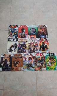 Countdown to Final Crisis Part 1 (DC Comics 13 Issues; #51 to 39)