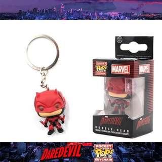 Marvel DAREDEVIL POP Keychain
