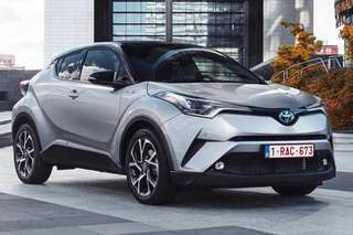 2018 Toyota CHR Hybrid for Rent