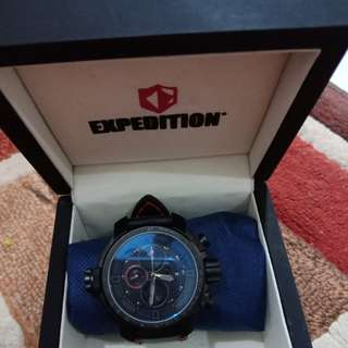 Jam tangan Expedition 101 Anniversary ARMY Edition