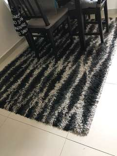 IKEA carpet 133x195 cm