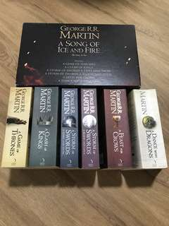 Game Of Thrones - Book 1 - 5