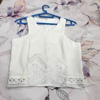 Thread Theory White Top