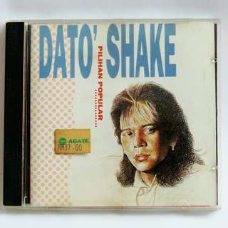 Malay CD - DATO' SHAKE