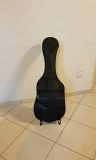 Basic electric guitar soft case
