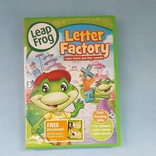 Leap Frog Phonics DVD