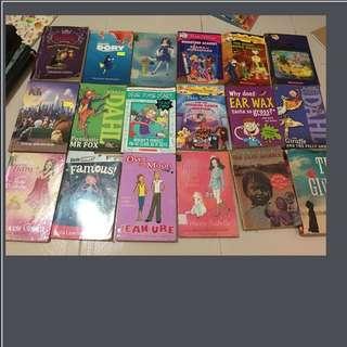 ENGLISH/CHINESE BOOKS