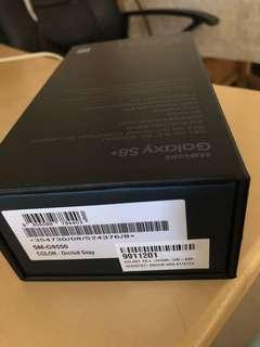 Samsung Galaxy S8+ 128GB & 6GB ram