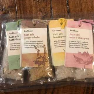 BN Scented Bath Salts