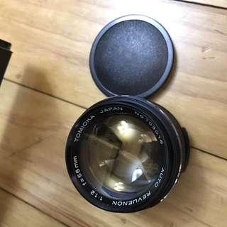 Tomioka Revuenon 55mm f1.2