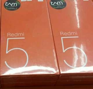 Xiaomi Redmi 5 bisa cicilan proses cepat