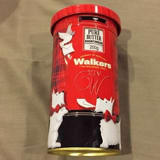 Walkers Biscuit Tin