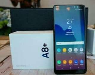 Samsung Galaxy A8+ bisa cicilan