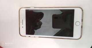 Iphone 8 plus 64gb 銀色