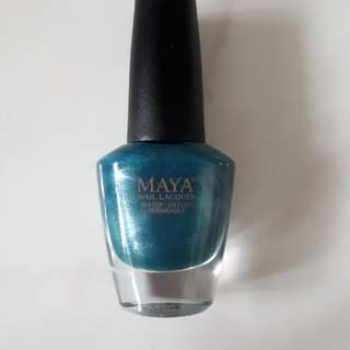 Maya Nail Lacquer Water/Oxygen Permeable