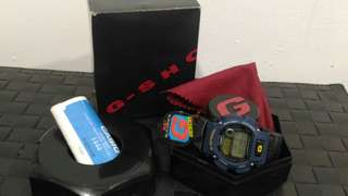 G Shock Vintage rare model DW 8800 CODENAME