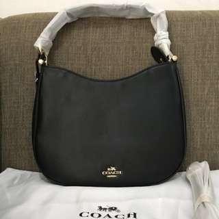 Original coach nomad hobo shoulder bag glovetanned leather