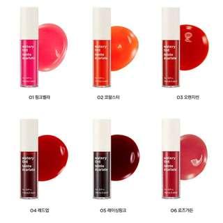 face shop lip tint
