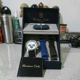 Massimo Dutti 錶