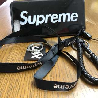 Supreme iPhone 7/8plus case