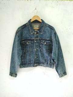 Trucker Jeans Jacket