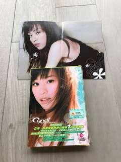 王心凌 爱你 Cyndi Loves You CD+VCD