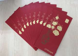 JP Morgan Red Packet