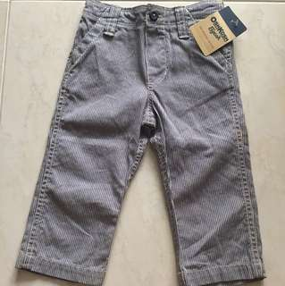 Brand New with tag OshKosh Long pant