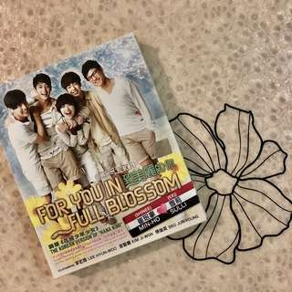 To The Beautiful You / For You In Full Blossom 致美麗的你 DVD Set