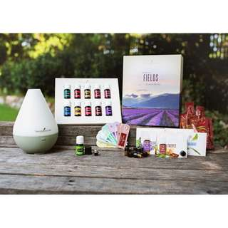 Young Living Premium Starter Kit with FREE OILS