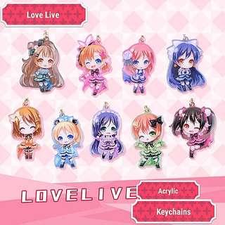 Love Live Handphone Strap