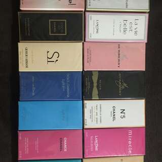 Dubai perfumes for men and women