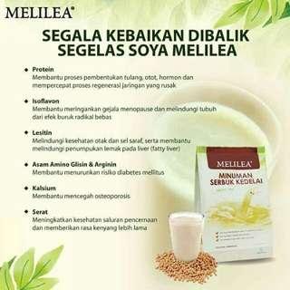 Susu bubuk melilia,agar badan ttp sehat dan kuat