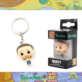 Rick and Morty (MORTY) POP Keychain