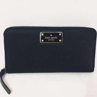 Kate Spade Wallet , NEW.  Black Color