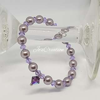 ♡Little Princess Swarovski Series♡ - Bracelet/Anklet