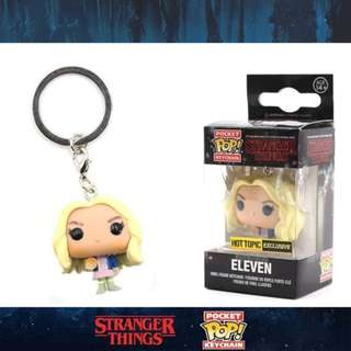Stranger Things ELEVEN POP Keychain