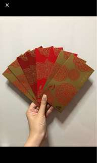 Citigold Red Packets 8 in a pack