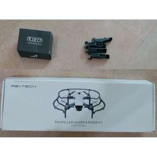 Landing gear accessory for DJI SPARK drone