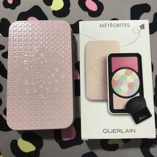 Guerlain Meteorites My Palette Blush and Highlighter