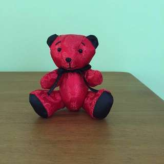 🌻 Conrad Hotel Oriental Mascot Bear