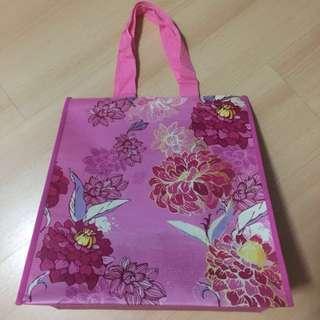 Floral Design Marigold Tote Bag
