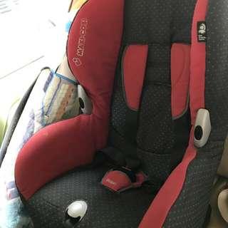 Maxi Cosi BB car seat