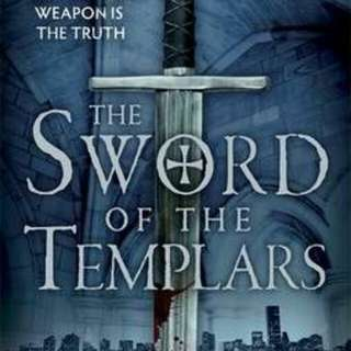 The Sword of the Templars  Paperback The Templars Series English By (author)  Paul Christopher