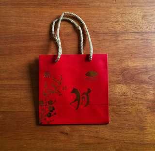 🌻 Mandarin Oriental Paper Bag