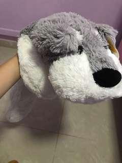 Dog Soft Toy big