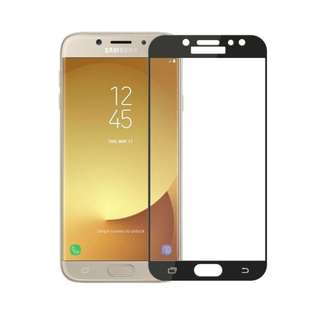 COD! Full Tempered Glass for SAMSUNG J7 Pro