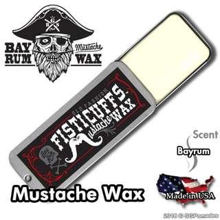 (Free mail) Fisticuffs Mustache Styling Wax